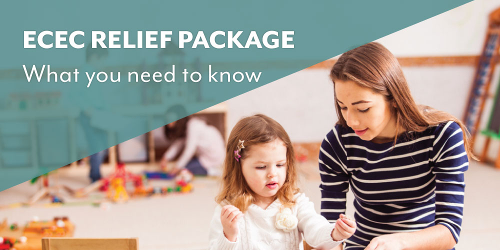 COVID-19 Support: ECEC Relief Package