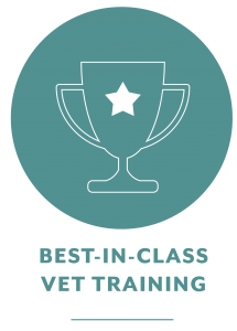 Best in class vet training