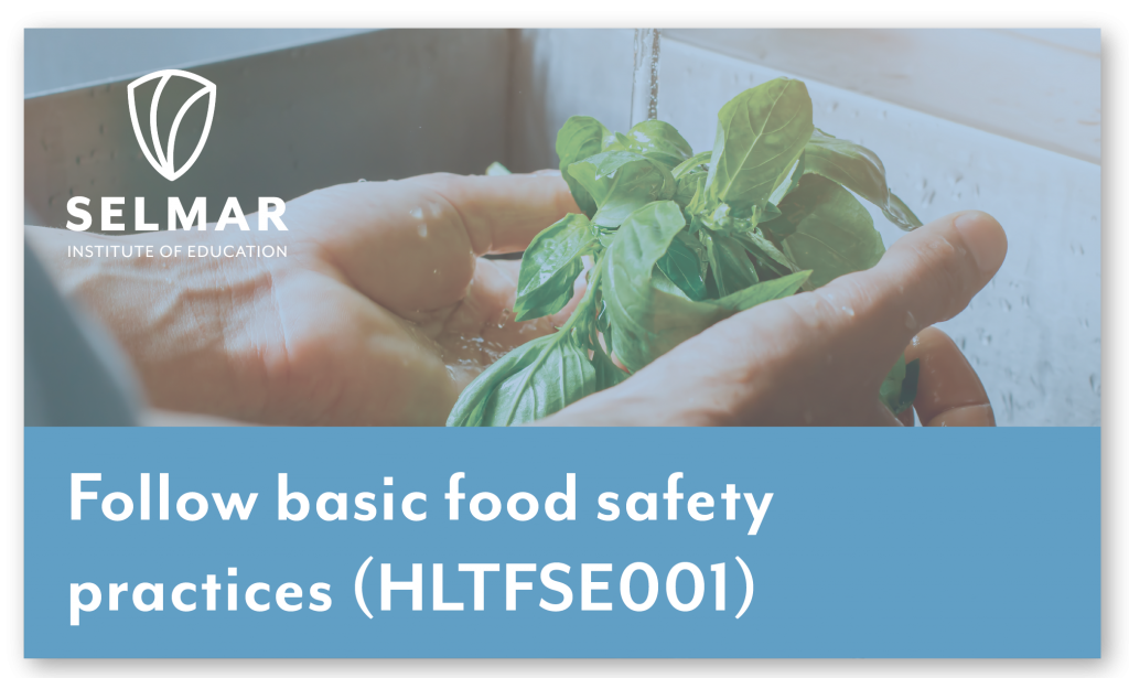 Follow basic food safety practices