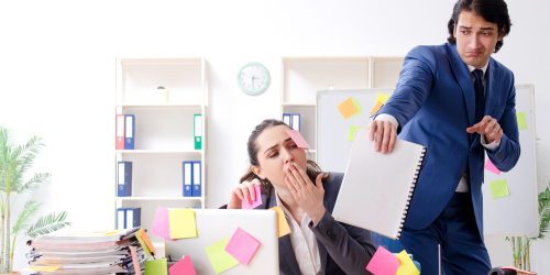 Six ways to effectively manage difficult employees