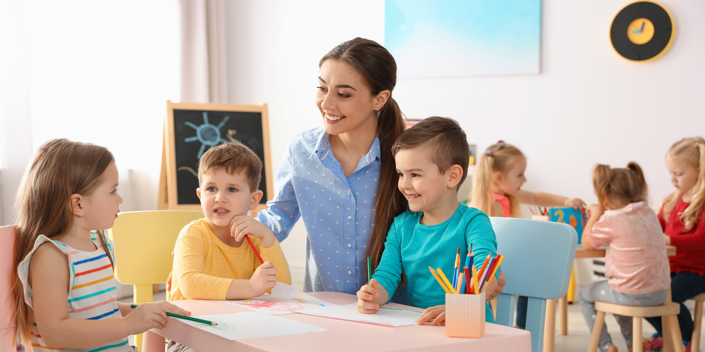 Celebrating Early Childhood Educator's Day